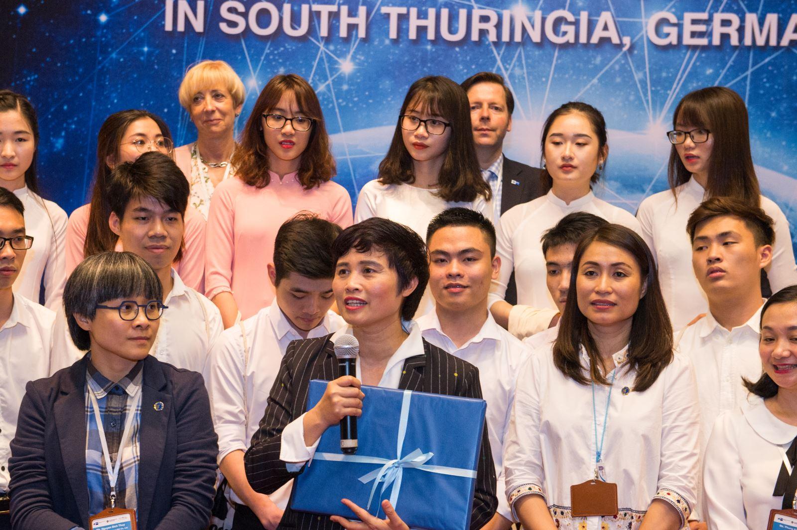 Học Bổng Đào Tạo Nghề Bang Thuringia năm 2018