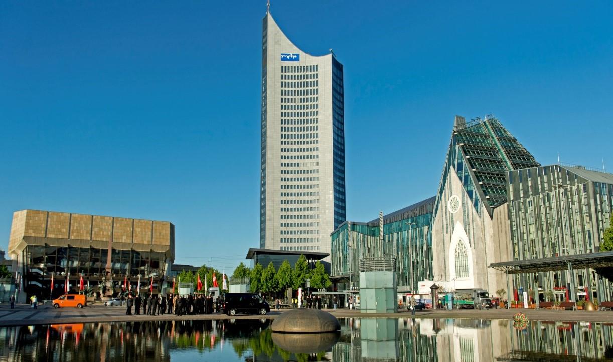 Chuyến thăm của đoàn cán bộ cấp cao thành phố Leipzig và cơ hội hợp tác nhiều mặt trong lĩnh vực đào tạo nghề tại CHLB Đức