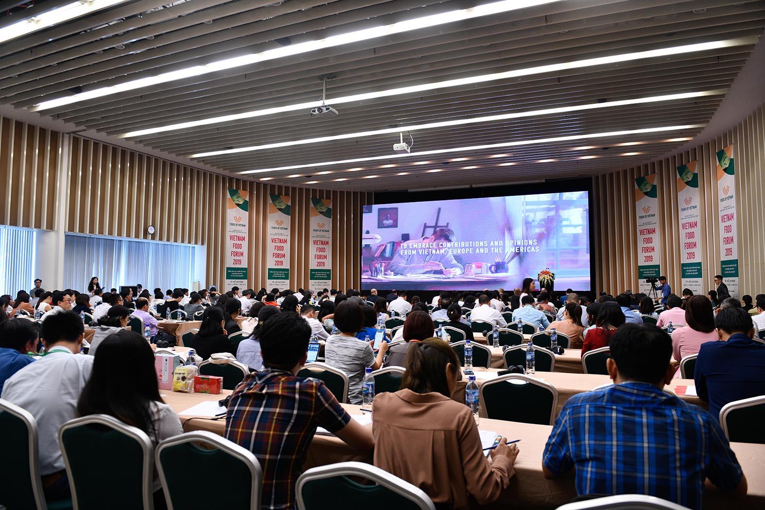 Hội nghị Quốc tế Công nghiệp Thực phẩm Việt Nam 2019